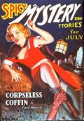 Spicy Mystery Stories (1934-1942 Culture Publications) Pulp Vol. 5 #3