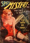 Spicy Mystery Stories (1934-1942 Culture Publications) Pulp Vol. 5 #6