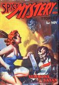 Spicy Mystery Stories (1934-1942 Culture Publications) Pulp Nov 1937