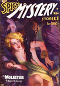 Spicy Mystery Stories (1934-1942 Culture Publications) Pulp Vol. 6 #2
