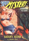 Spicy Mystery Stories (1934-1942 Culture Publications) Pulp Vol. 6 #3