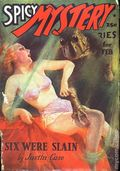 Spicy Mystery Stories (1934-1942 Culture Publications) Pulp Vol. 6 #4