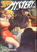 Spicy Mystery Stories (1934-1942 Culture Publications) Pulp Vol. 7 #1
