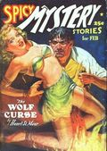 Spicy Mystery Stories (1934-1942 Culture Publications) Pulp Vol. 7 #6