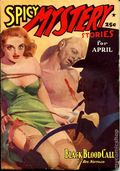 Spicy Mystery Stories (1934-1942 Culture Publications) Pulp Vol. 8 #1
