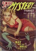 Spicy Mystery Stories (1934-1942 Culture Publications) Pulp Vol. 8 #2