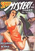 Spicy Mystery Stories (1934-1942 Culture Publications) Pulp Vol. 8 #3