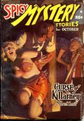 Spicy Mystery Stories (1934-1942 Culture Publications) Pulp Vol. 8 #4