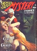 Spicy Mystery Stories (1934-1942 Culture Publications) Pulp Vol. 8 #5