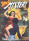 Spicy Mystery Stories (1934-1942 Culture Publications) Pulp Feb 1940