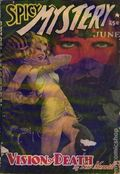 Spicy Mystery Stories (1934-1942 Culture Publications) Pulp Vol. 9 #2
