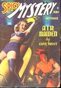 Spicy Mystery Stories (1934-1942 Culture Publications) Pulp Vol. 9 #4