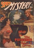 Spicy Mystery Stories (1934-1942 Culture Publications) Pulp Vol. 9 #6