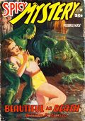 Spicy Mystery Stories (1934-1942 Culture Publications) Pulp Vol. 10 #1