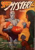 Spicy Mystery Stories (1934-1942 Culture Publications) Pulp Vol. 10 #2