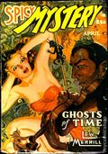 Spicy Mystery Stories (1934-1942 Culture Publications) Pulp Vol. 10 #3