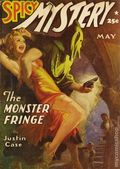 Spicy Mystery Stories (1934-1942 Culture Publications) Pulp Vol. 10 #4