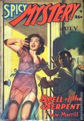 Spicy Mystery Stories (1934-1942 Culture Publications) Pulp Vol. 10 #5