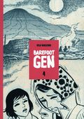 Barefoot Gen TPB (2004-2009 Last Gasp) A Cartoon Story of Hiroshima New Edition 4-REP