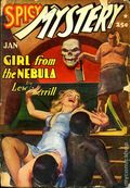 Spicy Mystery Stories (1934-1942 Culture Publications) Pulp Vol. 11 #4