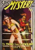 Spicy Mystery Stories (1934-1942 Culture Publications) Pulp Vol. 11 #5
