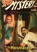 Spicy Mystery Stories (1934-1942 Culture Publications) Pulp Vol. 12 #1