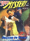 Spicy Mystery Stories (1934-1942 Culture Publications) Pulp Vol. 12 #2