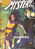 Spicy Mystery Stories (1934-1942 Culture Publications) Pulp Vol. 12 #3
