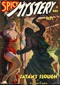 Spicy Mystery Stories (1934-1942 Culture Publications) Pulp Vol. 12 #4