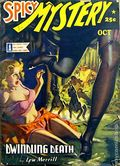 Spicy Mystery Stories (1934-1942 Culture Publications) Pulp Vol. 12 #5
