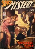 Spicy Mystery Stories (1934-1942 Culture Publications) Pulp Nov 1942