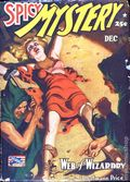 Spicy Mystery Stories (1934-1942 Culture Publications) Pulp Vol. 13 #1