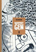 Barefoot Gen TPB (2004-2009 Last Gasp) A Cartoon Story of Hiroshima New Edition 3-REP