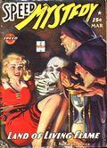 Speed Mystery (1943-1946 Trojan-Arrow) Pulp Vol. 1 #3