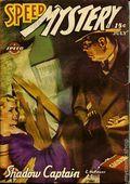 Speed Mystery (1943-1946 Trojan-Arrow) Pulp Jul 1943