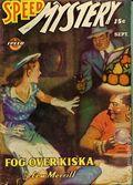 Speed Mystery (1943-1946 Trojan-Arrow) Pulp Sep 1943