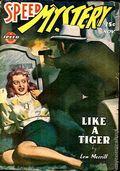 Speed Mystery (1943-1946 Trojan-Arrow) Pulp Nov 1943
