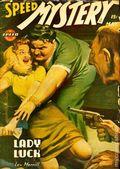 Speed Mystery (1943-1946 Trojan-Arrow) Pulp Vol. 2 #4