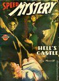 Speed Mystery (1943-1946 Trojan-Arrow) Pulp Jul 1944