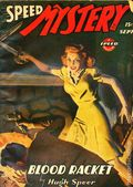 Speed Mystery (1943-1946 Trojan-Arrow) Pulp Sep 1944