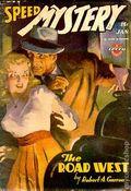 Speed Mystery (1943-1946 Trojan-Arrow) Pulp Jan 1945