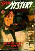 Speed Mystery (1943-1946 Trojan-Arrow) Pulp Jun 1945