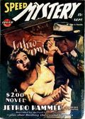 Speed Mystery (1943-1946 Trojan-Arrow) Pulp Sep 1945