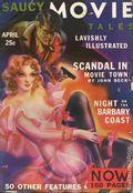 Saucy Movie Tales (1935-1939 Movie Digest, Inc.) Pulp Vol. 3 #5B