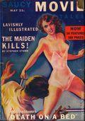 Saucy Movie Tales (1935-1939 Movie Digest, Inc.) Pulp Vol. 3 #6