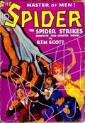 Spider (1933-1943 Popular Publications) Pulp Oct 1933