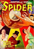 Spider (1933-1943 Popular Publications) Pulp Nov 1933