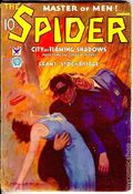 Spider (1933-1943 Popular Publications) Pulp Jan 1934