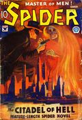 Spider (1933-1943 Popular Publications) Pulp Mar 1934