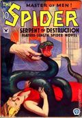 Spider (1933-1943 Popular Publications) Pulp Apr 1934